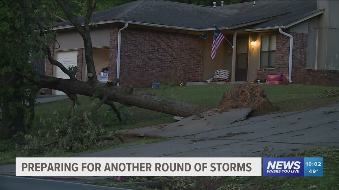 River Valley prepares for more storms; cleanup efforts continue