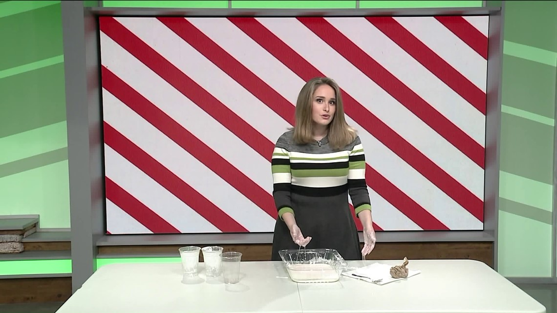 Science With Sabrina: Oobleck