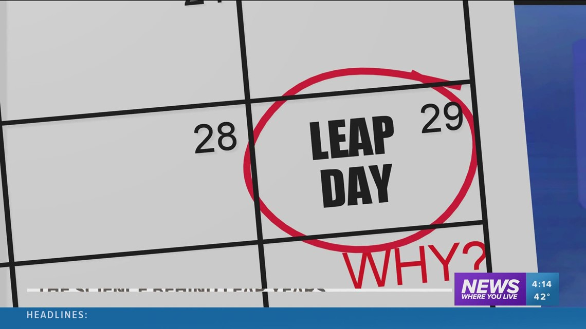 Science with Sabrina: Leap day