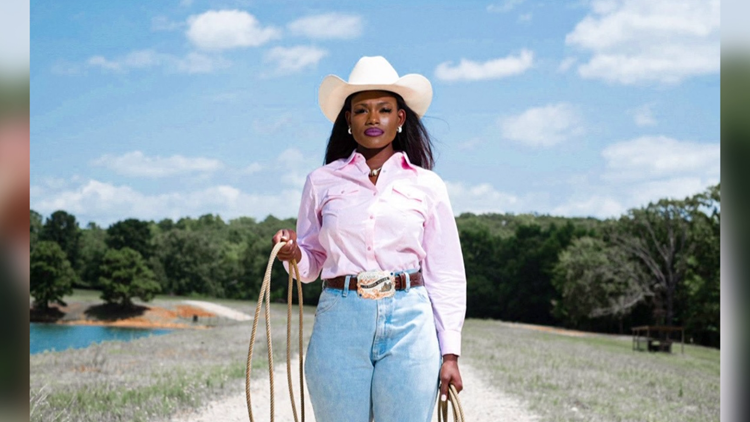 Black History Month: Meet the first Black rodeo queen in Arkansas