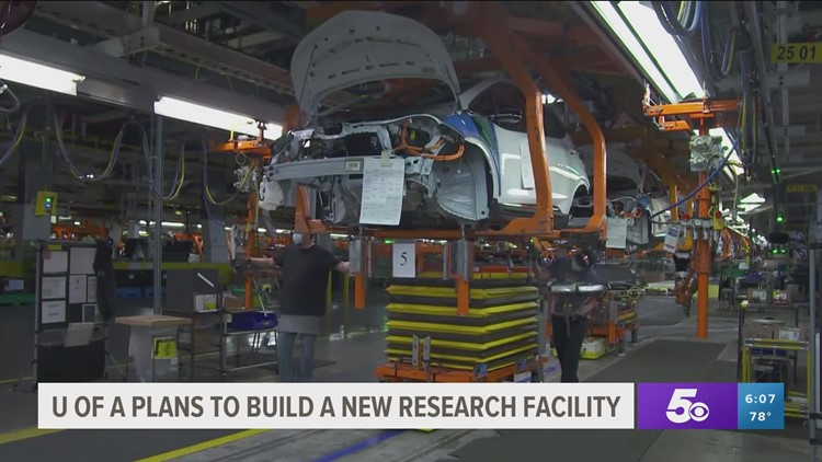 U of A receives $17 million for research and fabrication facility