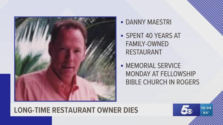 Familiar face in NWA culinary scene passes away