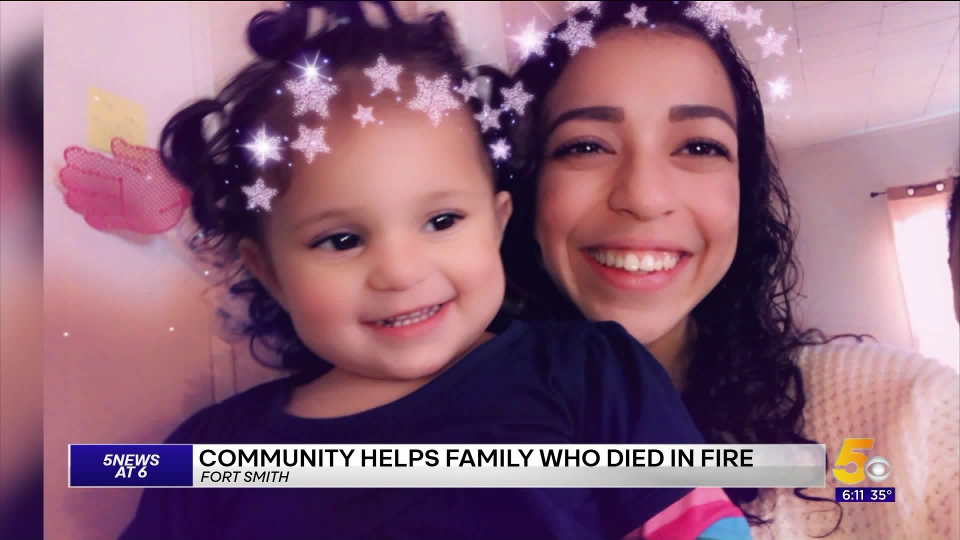 Mother 2 Children Dead After Fort Smith House Fire 5newsonline Com
