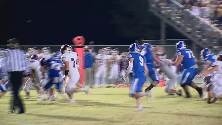 Week 9: Vote for Yarnell's Sweetest Play of the Week
