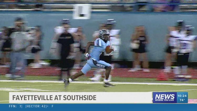 Fayetteville defeats Southside