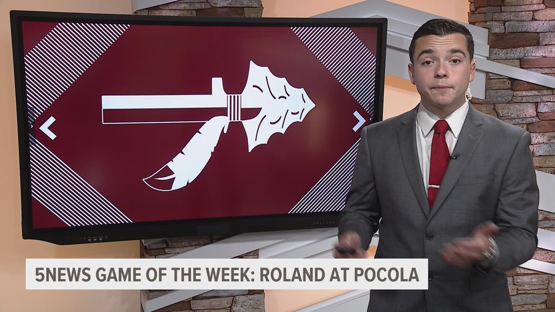 5NEWS Game of the Week: Pocola Indians