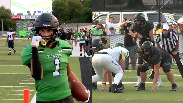 5NEWS Athletes of the Week: Malachi Henry and Bryce Perkins