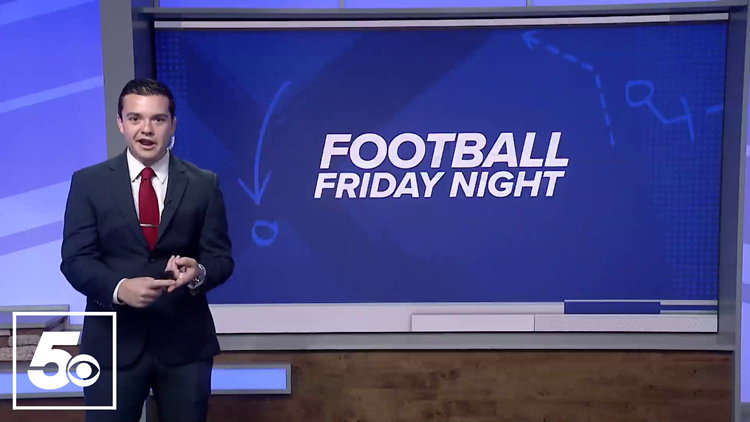 Football Friday Night: Week 2   Sept. 10, 2021