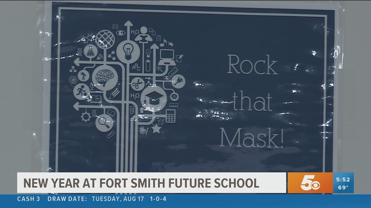 Future School of Fort Smith opens campus to 9th grade students