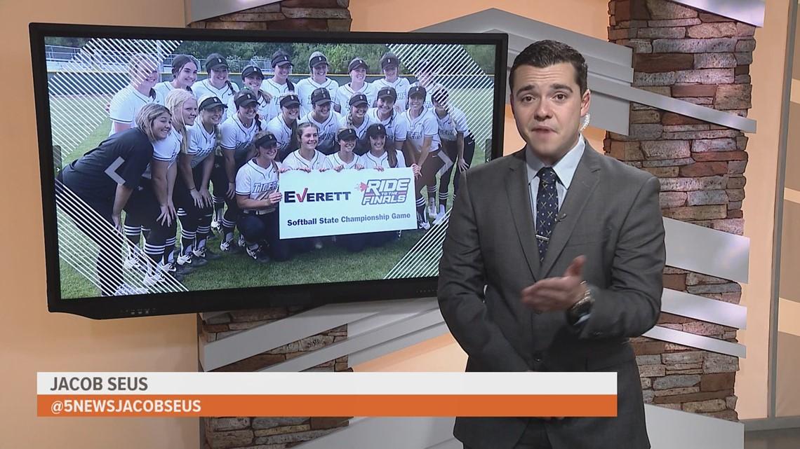 Crabtree RV Center 5NEWS Athletes of the Week: Bentonville softball