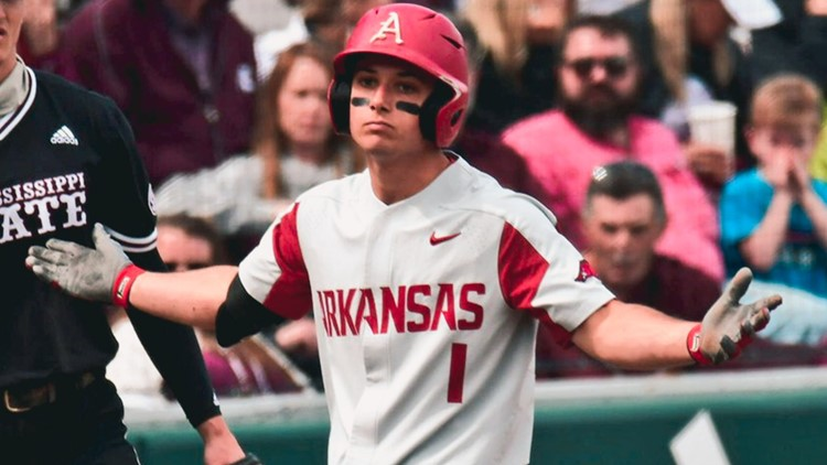 Diamond Hogs complete sweep of Mississippi State