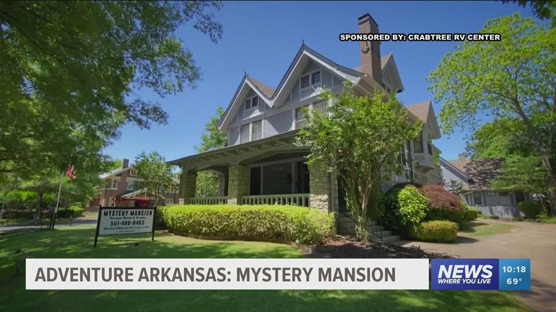 Adventure Arkansas: Mystery Mansion