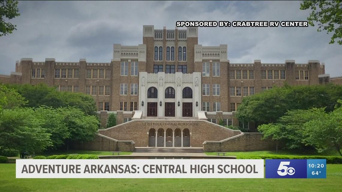 Adventure Arkansas: Central High School