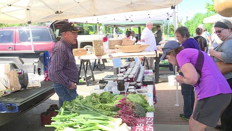 Chaffee Crossing Farmers & Artisan Market hosting upcoming summer festival