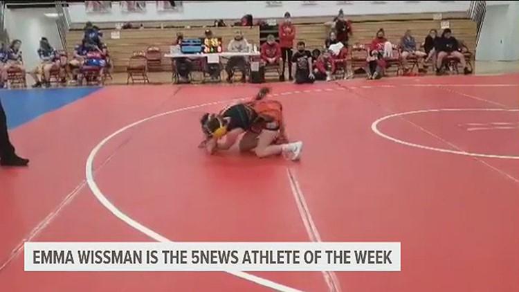 Emma Wissman - 5NEWS Athlete of the Week