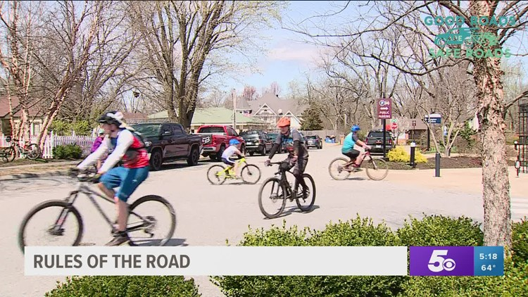 Rules of the Road: Spring is Here & Bicyclists are Getting Out