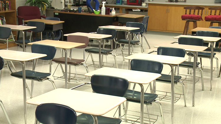 Students and staff gear up for the first day of school in Arkansas