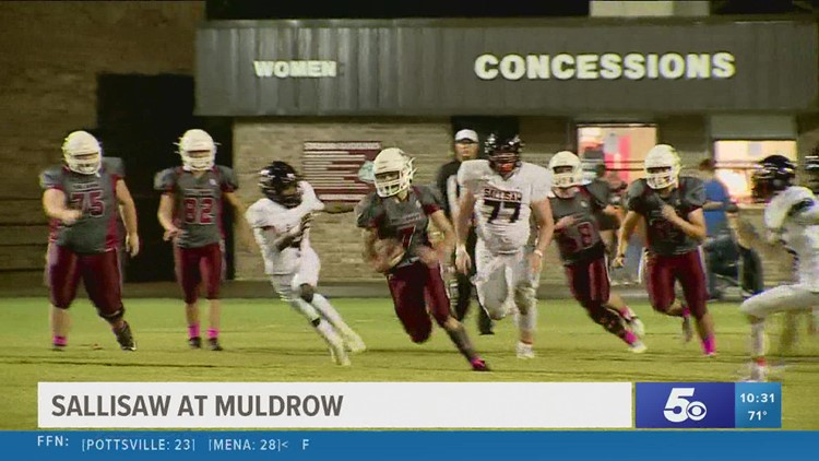 Muldrow ends skid with win over Sallisaw