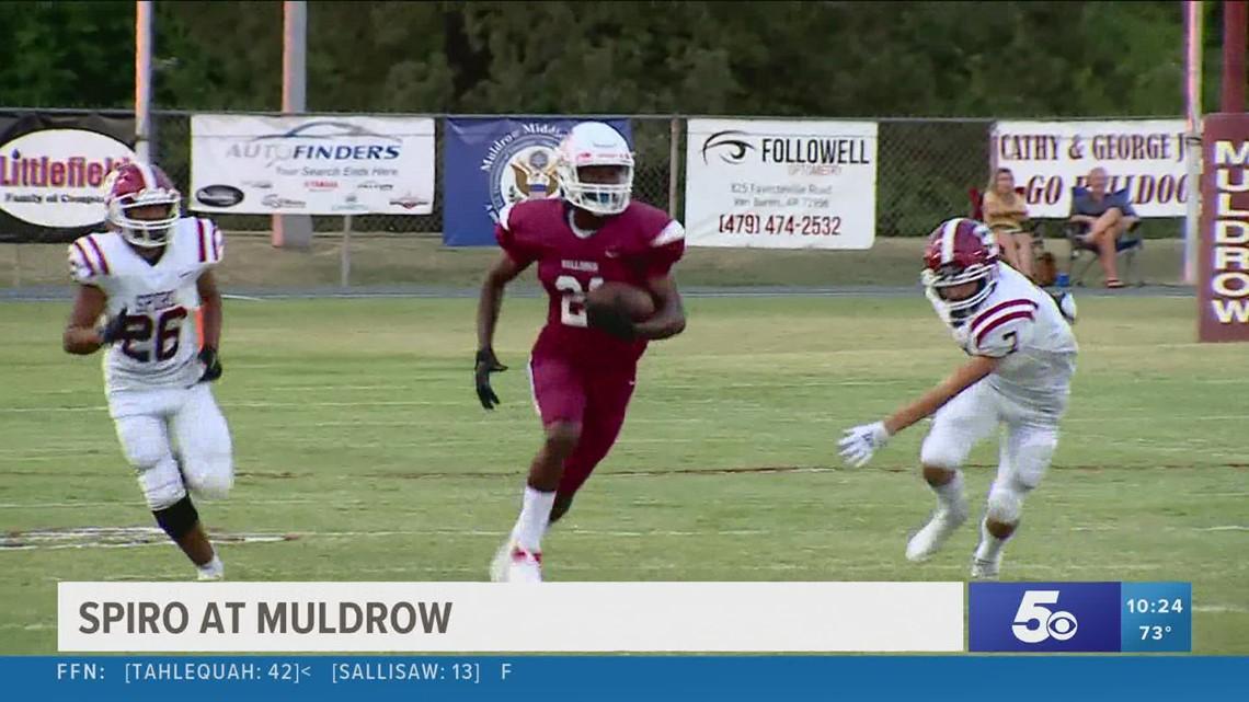 Spiro defeats Muldrow