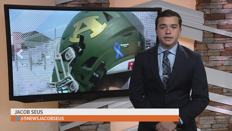 5NEWS Athlete of the Week: Conner Stacy