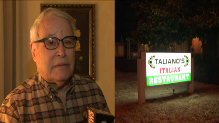 Restaurant owner Tom Caldarera Jr. has died
