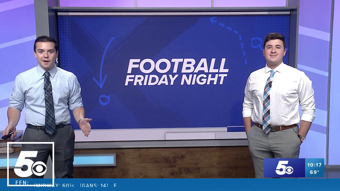 Football Friday Night: Week 3 | Sept. 17, 2021
