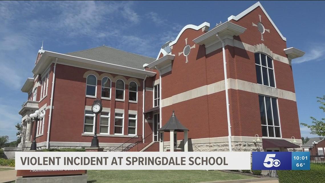 Springdale parents speaking out after daughter's assault