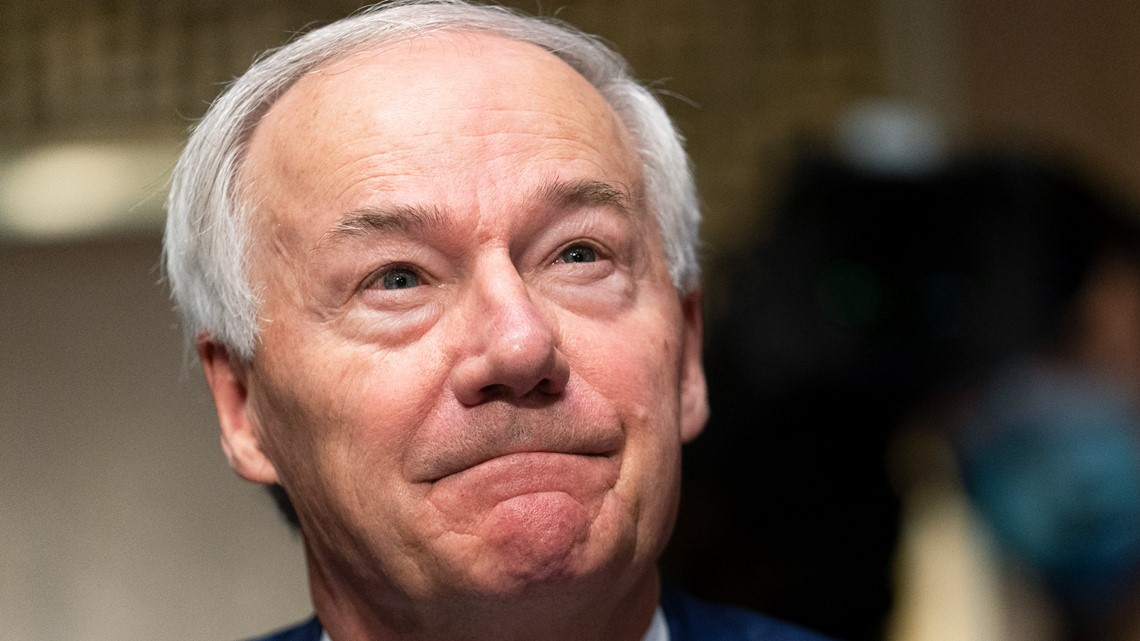 Arkansas governor sued over ending pandemic unemployment benefits early