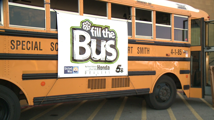United Way Fill the Bus 2021: How to donate school supplies to local students