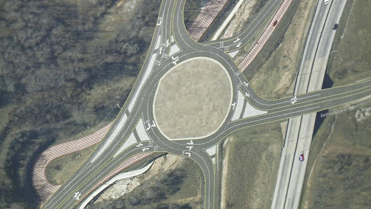 Bella Vista Bypass to open Oct. 1 as part of Interstate 49