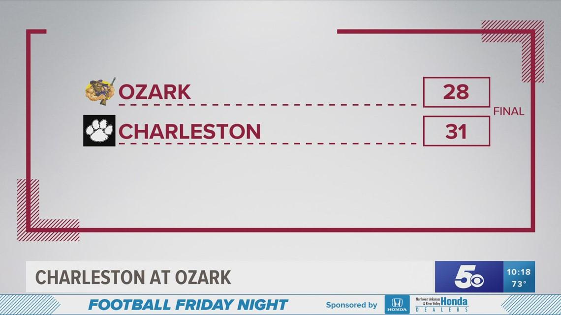5NEWS Game of the Week: Charleston defeats Ozark
