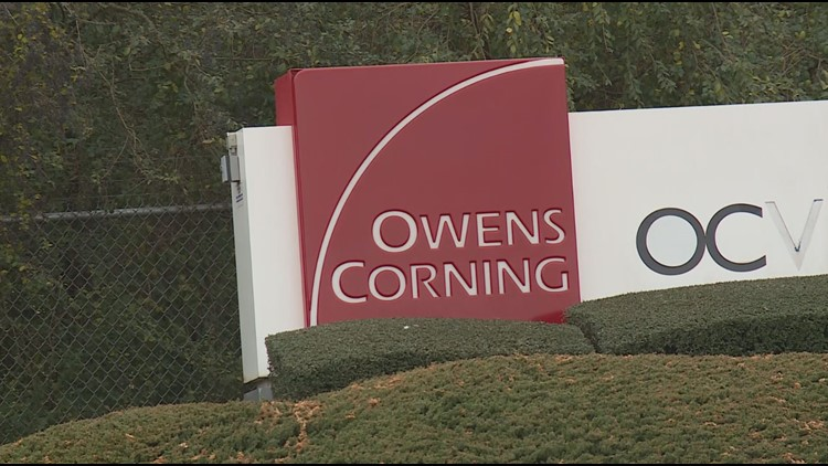 Owens Corning to build a new plant in Fort Smith, add five jobs