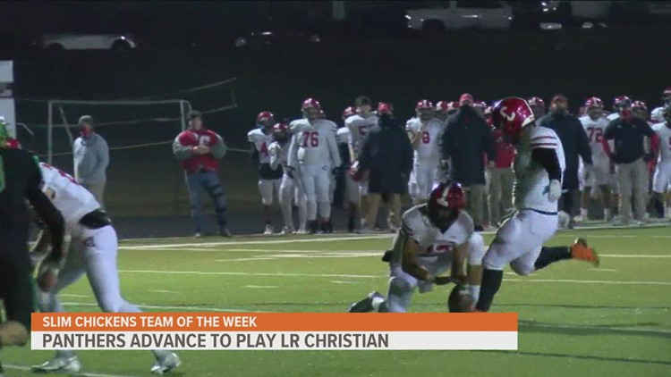 Clarksville Team of the Week