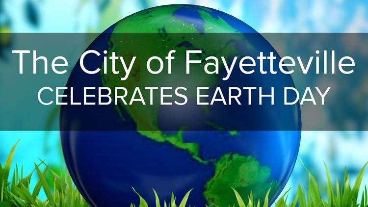 Litter cleanup events  happening April 19-22 in Fayetteville in celebration of Earth Day
