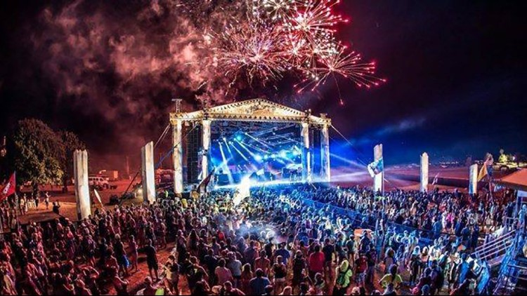 Backwoods at Mulberry Mountain returns to Ozark Aug. 26-29