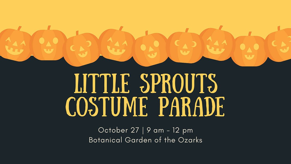 Botanical Garden of the Ozarks to host Costume Parade