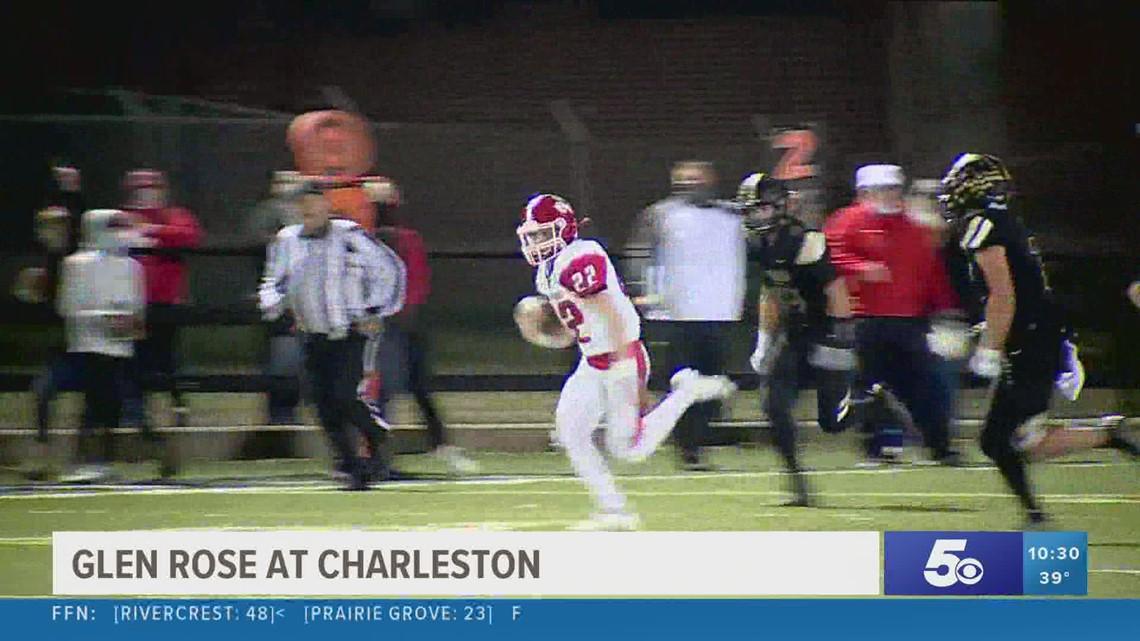 Watch: FFN Playoffs Week 3 - Glen Rose vs. Charleston