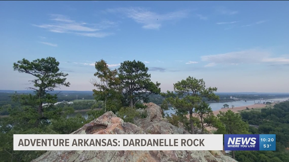 Adventure Arkansas: Dardanelle Rock