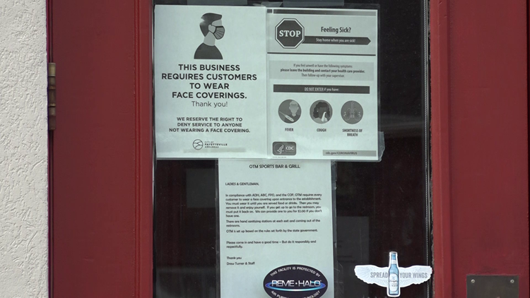 Bill that would refund COVID-19 non-compliance fines to businesses moves to Arkansas House