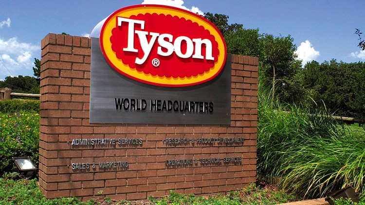 Tyson Foods issues additional details on massive chicken recall
