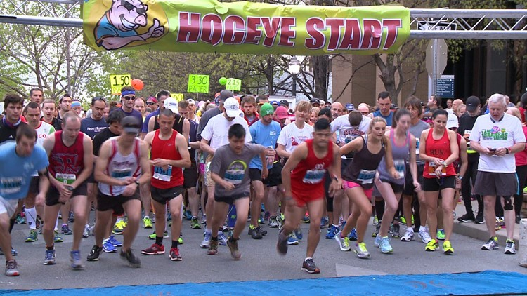 2021 Hogeye Marathon taking place in person this Saturday