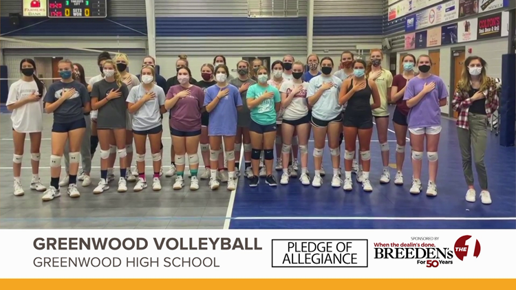 Greenwood Volleyball Greenwood High School