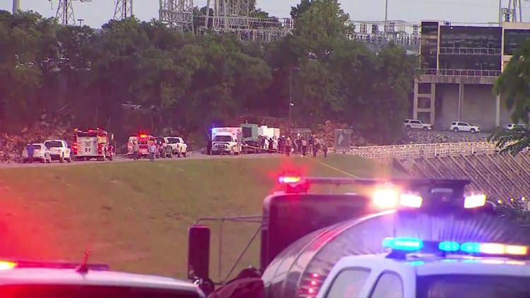 2 Colorado men ID'd as victims of explosion at Oklahoma dam