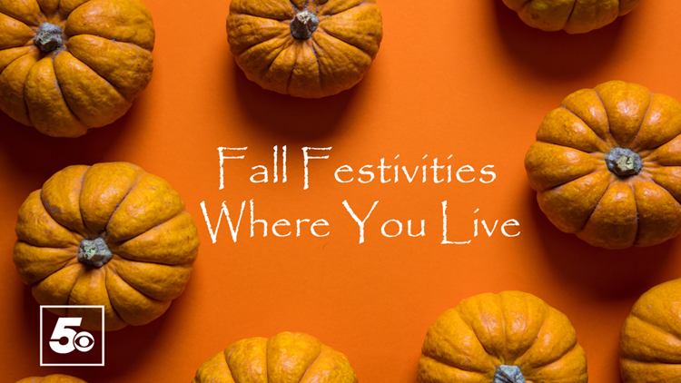 List: Fall festivities in NWA and the River Valley