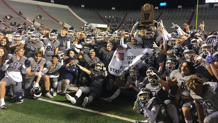 Greenwood wins 10th state title in school history