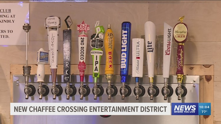 Entertainment district approved for Chaffee Crossing