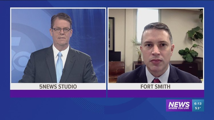 Watch: New Fort Smith Public Schools Superintendent Discusses Future of the District