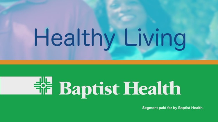Healthy Living: Men's Health Services at Baptist Health