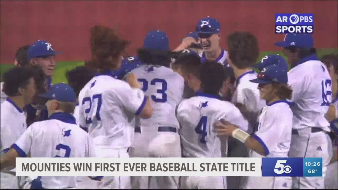 Rogers baseball looks back at state title
