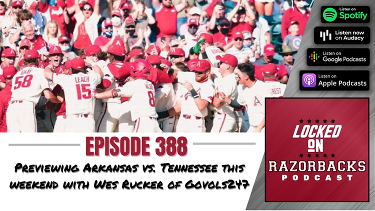 Locked on Razorbacks: Previewing Arkansas vs. Tennessee